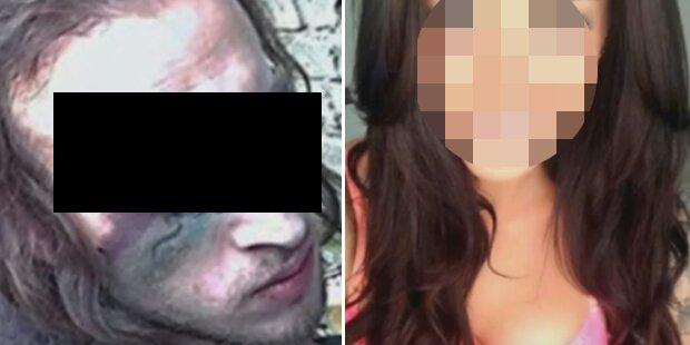 Rockstar köpft Freundin und nutzt Kopf für Oralsex