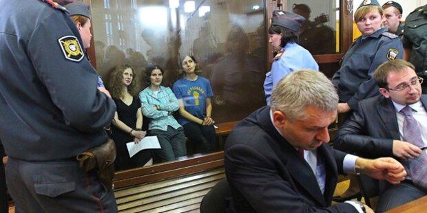 Pussy-Riot-Anwälte legten Mandat nieder