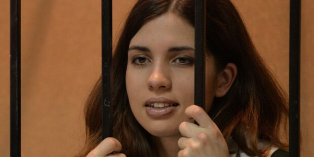 Pussy-Riot-Sängerin nach Sibirien verlegt