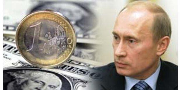 Woher stammt Putins 40 Mrd. Dollar Privatvermögen?