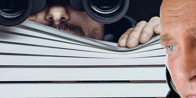 Russen-Affäre: Bundesheer-Spion wieder in Haft!