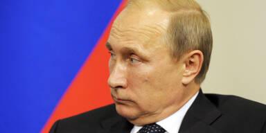 Putin hat nichts gegen Homosexuelle