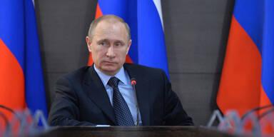 """Putin verbietet """"unerwünschte"""" ausländische Organisationen"""