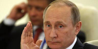 Putin wirft Ukraine versuchte Anschläge auf Krim vor