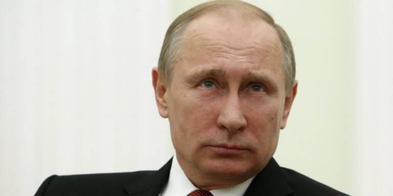 Putin schickt Soldaten nach Syrien