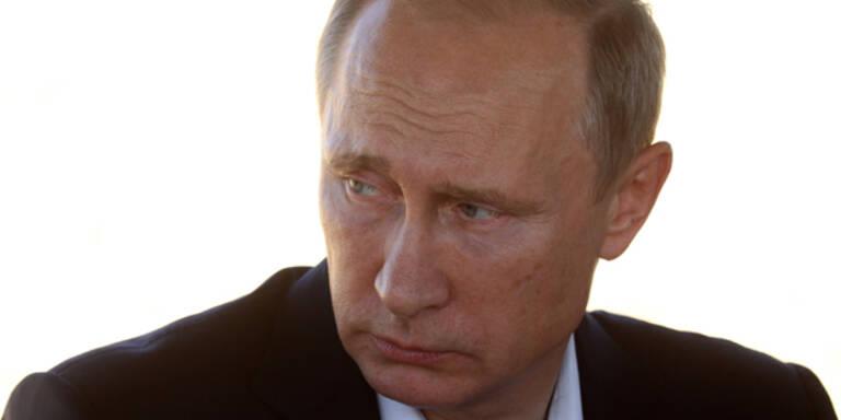 Syrien: Putin schickt keine Bodentruppen