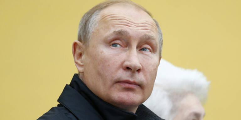 Putin: 'Nicht bis zum Tod im Amt bleiben'
