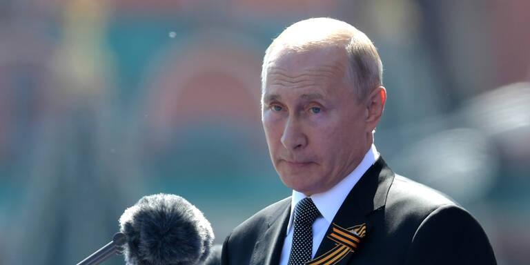 Putin preist russische Vakzine - lässt sich selbst aber nicht impfen