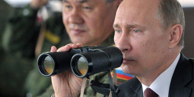 38% haben Angst vor Ukraine-Krieg