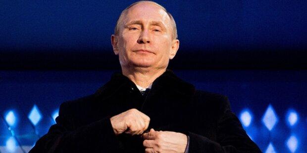 Nach Sanktionen: Russland droht EU