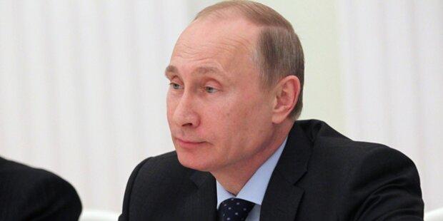 Putin verordnete Krim neue Verwaltung