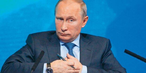 Russland plant die Putin-Card
