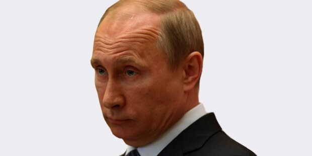 Putin: Ukraine vor dem Zerfall