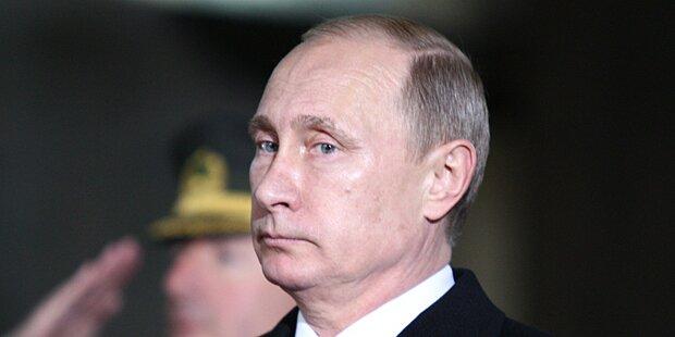 EU droht Putin mit neuen Sanktionen