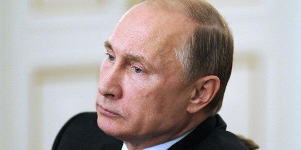 US-Experte: Putin leidet an Asperger-Syndrom
