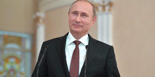 Ist Putin der reichste Mann der Welt?
