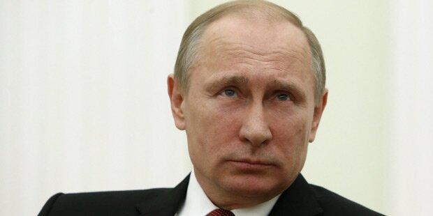 Putin spricht offen über Annexion der Krim