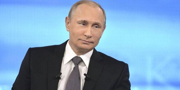 Syrien: Putin schließt Bodentruppen nicht aus