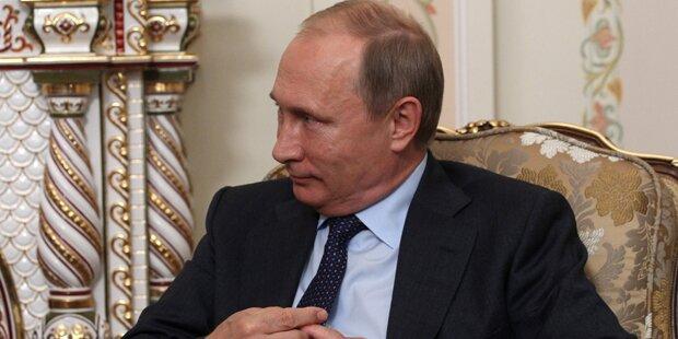 So berichten Putins Sender über Syrien-Krieg