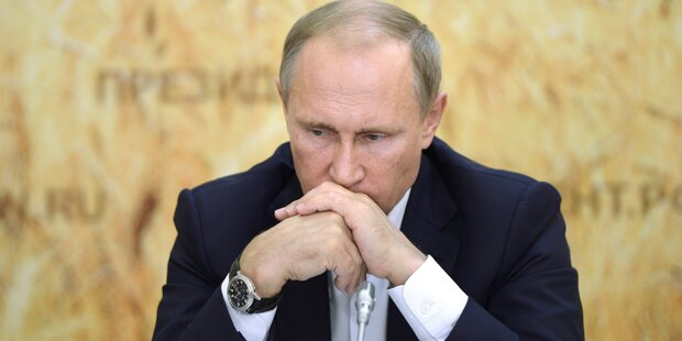 Jetzt kommt es zum Krieg mit Russland