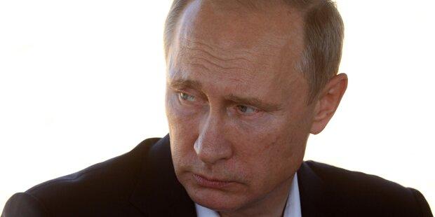 Putin: ISIS rücksichtslos zerstören