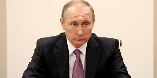 Setzt Putin Atomwaffen gegen ISIS ein?