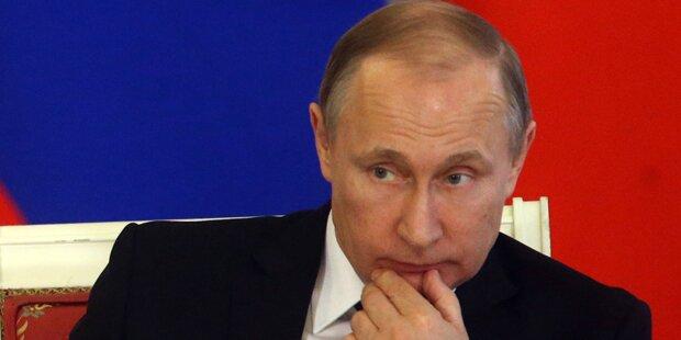Putin hat geheime Armee im Westen
