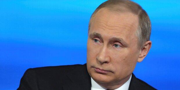 Das hat Putin wirklich beim KGB gemacht
