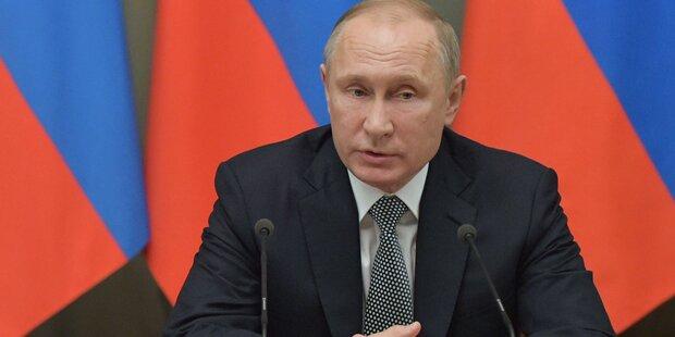 Putin: Neue Nordkorea-Sanktionen wären