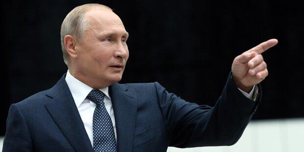 Das wird Putin Kneissl zur Hochzeit schenken