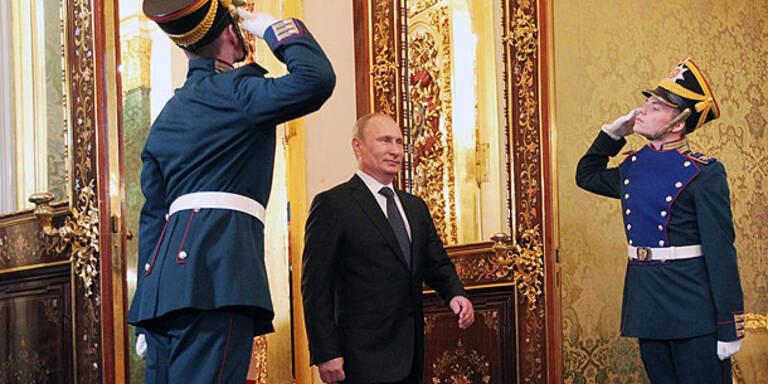 Putin mächtigster Mann der Welt