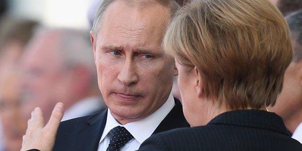 EU: Weitere Sanktionen gegen Putin