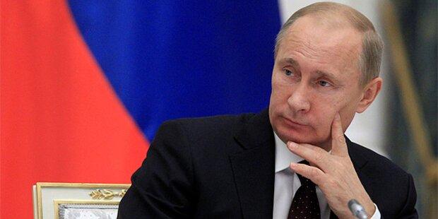 Ex-Putin-Vertrauter Surkow tritt zurück