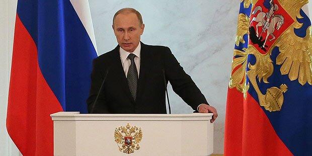 Putin: Krim