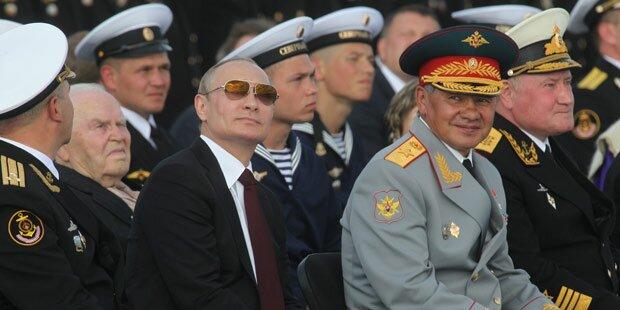 Geheime Details: So tickt Wladimir Putin