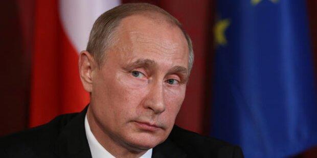 Druck wächst - Welt ächtet Putin