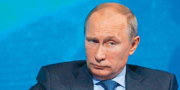 Obama sperrt Putins Kreditkarte