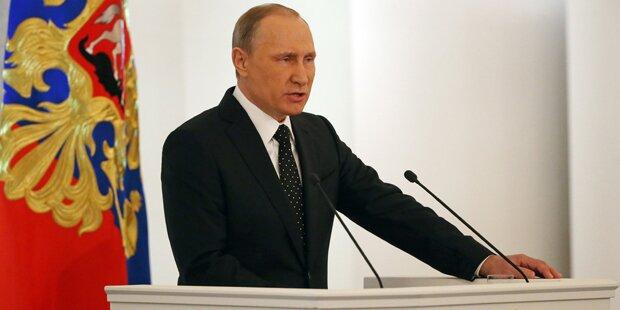 Putin lädt zum Erdöl-Krisentreffen