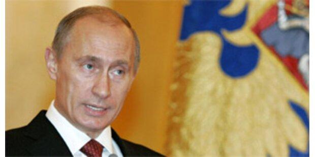Putin verzichtet auf sein Abgeordnetenmandat