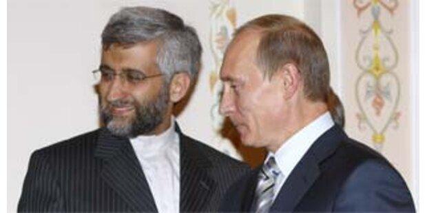 Putin will Stopp von Irans Atomprogramm