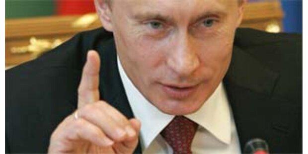Russland setzt KSE-Vertrag außer Kraft