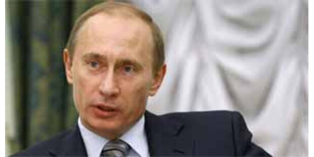 Putin ist für