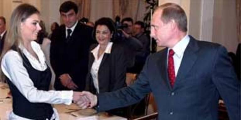 Sorgte für Ärger: Putins angebliche Liebschaft