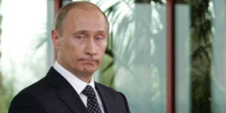War etwas verschnupft über Fragen zu seinem Privatleben: Wladimir Putin
