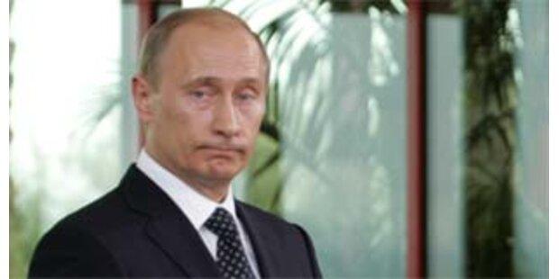 Moskauer Zeitung nach Bericht über Putin