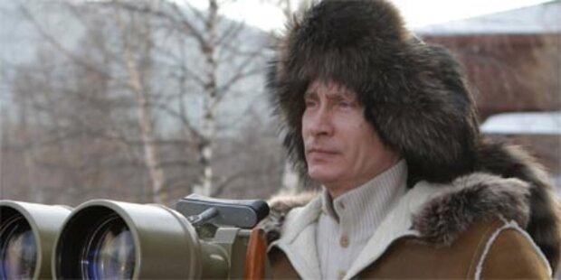Unterschriften für Putin-Rücktritt