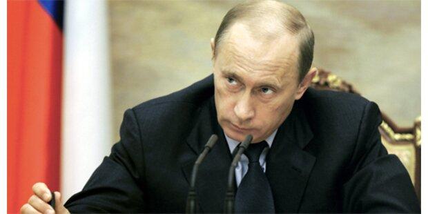Putin schafft Hälfte der Parteien ab