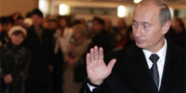 Putin weist Kritik an Russland-Wahl zurück