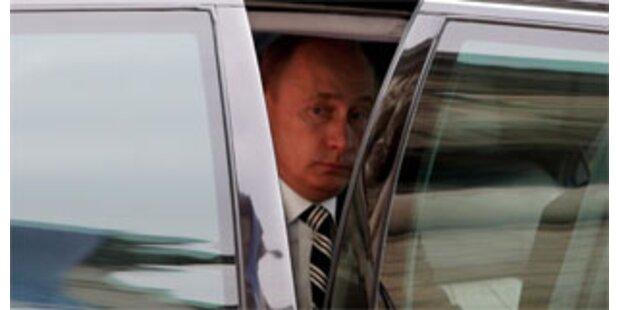 Verärgerter Putin besuchte NATO-Gipfel