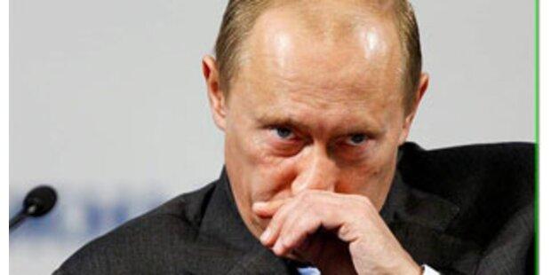 Putin wird laut Kreml nicht nach 2008 regieren